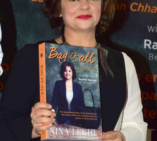Nina Lekhi- How Baggit Came into Existence