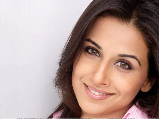 Vidya Balan : Actress with a Twist