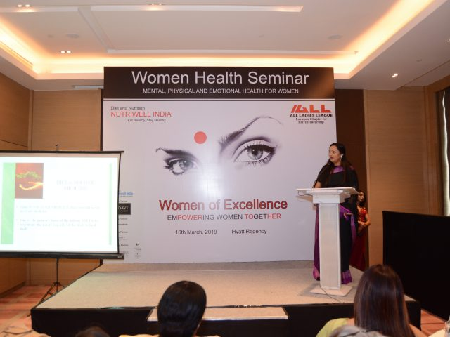 Women Health Seminar in Lucknow